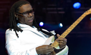 Nile Rodgers reveals collaboration plans with Giorgio Moroder