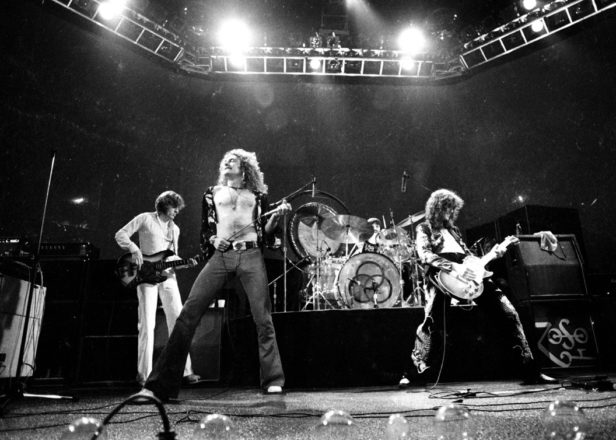 2014 Led Zeppelin reissues could feature newly discovered