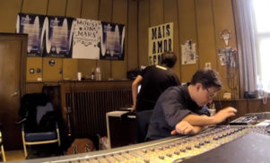Watch another Mouse on Mars live studio sampling session for FACT TV