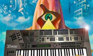 """Legowelt gives away Roland JD-800 sample pack to """"let the creative juices drip"""""""