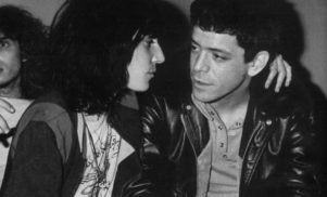 """Patti Smith and David Byrne pay tribute to Lou Reed, """"a very special poet"""""""