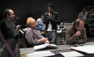 Pharrell and Hans Zimmer scoring Amazing Spider-Man 2