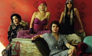 Warpaint announce self-titled second album; listen to 'Love Is To Die'