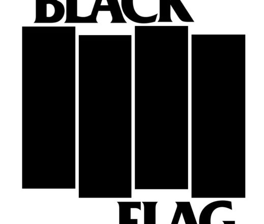 STREAM WHAT THE…, BLACK FLAG'S FIRST ALBUM IN OVER 20 YEARS. IT STILL HAS THE WORST COVER ART GOING