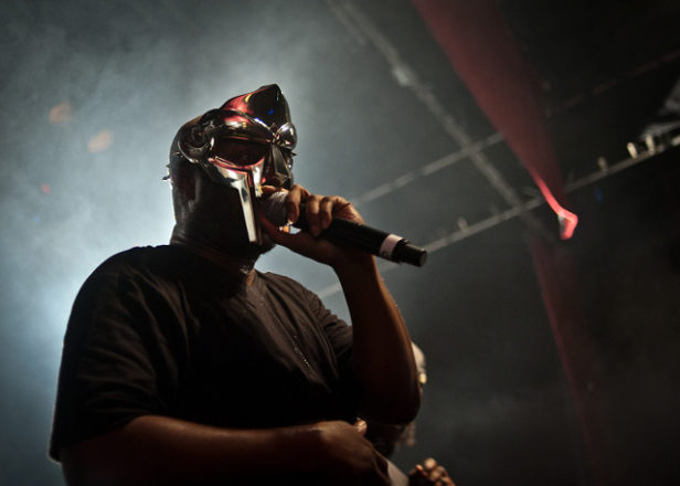 DOOM and Mos Def showed up at Madlib's last minute show in London last night