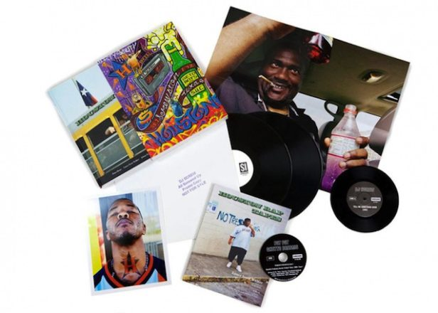 Listen to a 5-hour Houston rap mixtape, featuring DJ Screw