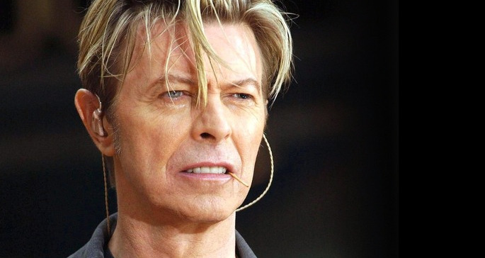 Watch the video for David Bowie - 'Love is Lost' (James Murphy Remix)