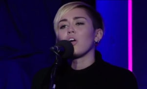 Hear Miley Cyrus cover Lana Del Rey's 'Summertime Sadness'