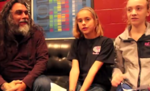 Kids Slay the darndest things: two seventh-graders interview Slayer's Tom Araya