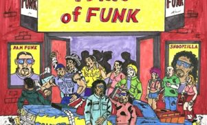 Stream Dâm-Funk and Snoop Dogg's collaborative album, 7 Days of Funk