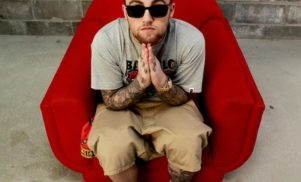 Welcome to Blighty: rapper Mac Miller discovers Marmite, Scotch eggs and more