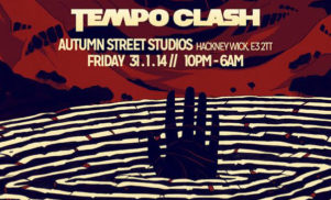 Throwing Snow, Blue Daisy, Synkro, Ital Tek and more set for Tempo Clash in January
