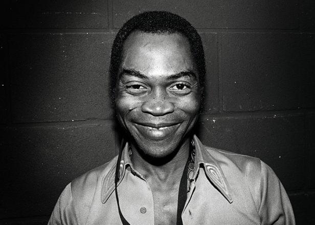 Large portion of Fela Kuti back catalogue now available on