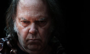 """Neil Young reveals more information on """"low-tech"""" new album A Letter Home"""