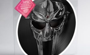 JJ DOOM release Bookhead EP as limited edition picture disc, and it looks ace