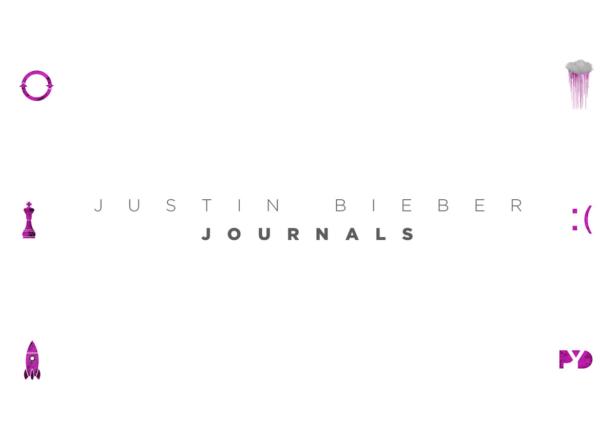 Justin Bieber Journals review