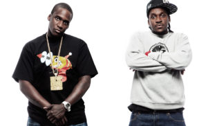Pusha T confirms new Clipse album in the works