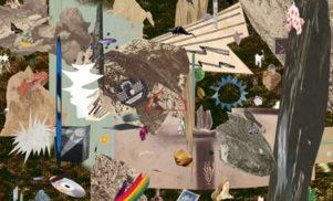 """patten reveals """"psychedelic"""" new album ESTOILE NAIANT"""