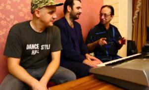 Watch Modeselektor meet proto-acid house producer Charanjit Singh in India