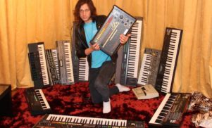 Stream Legowelt's cosmic new EP for Unknown To The Unknown