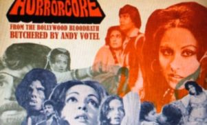 Check out Andy Votel's Hindi Horrorcore mix of music from Bollywood's scary movies