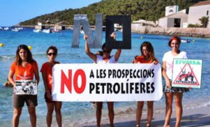 DJs join campaign against oil drilling in Ibiza