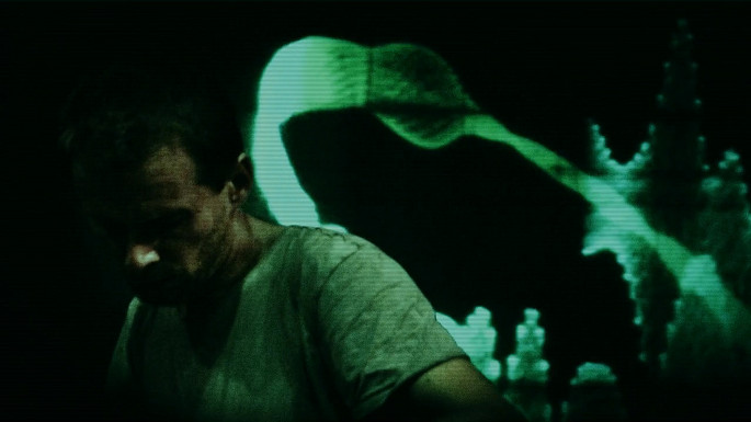 PREMIERE: WATCH CLARK'S VIDEO FOR 'SUPERSCOPE', PRODUCED BY VINCENT ADOXO WITH AN OSCILLOSCOPE