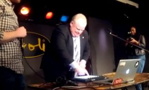 Watch Toronto's crack-smoking mayor Rob Ford make a beat with Ableton Push