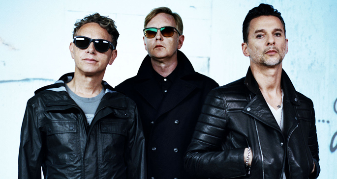 Depeche Mode Announce Deluxe Vinyl Reissues Of Entire Back