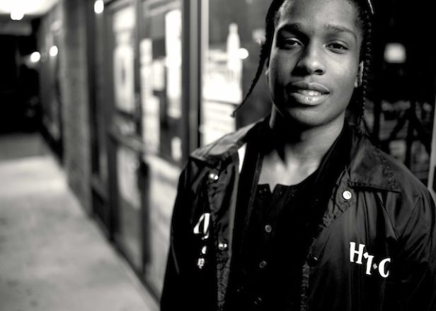 A$AP Rocky and Gesaffelstein collaborate on song for sci-fi