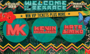 Win VIP tickets to see MK, Kevin Saunderson and Kate Simko at Studio 338 launch party – Champagne included
