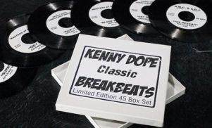 Kenny Dope releases his Classic Breakbeats in six-vinyl box-set