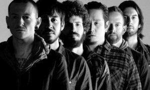 "Rakim is on the new Linkin Park single, is on ""some Steve Vai shit vocally"""