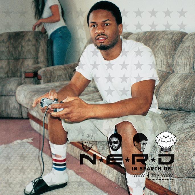 N.E.R.D's In Search Of to be reissued on vinyl