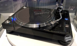 Pioneer unveils new turntable range at Musikmesse 2014