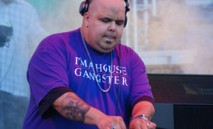 DJ Sneak and Groove Armada geared up to play London's Tobacco Dock