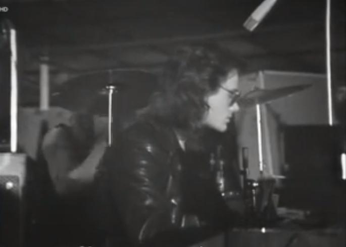 Watch Kraftwerk's 1970 television debut