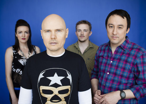 "Smashing Pumpkins announce two ""epic"" albums for 2015"