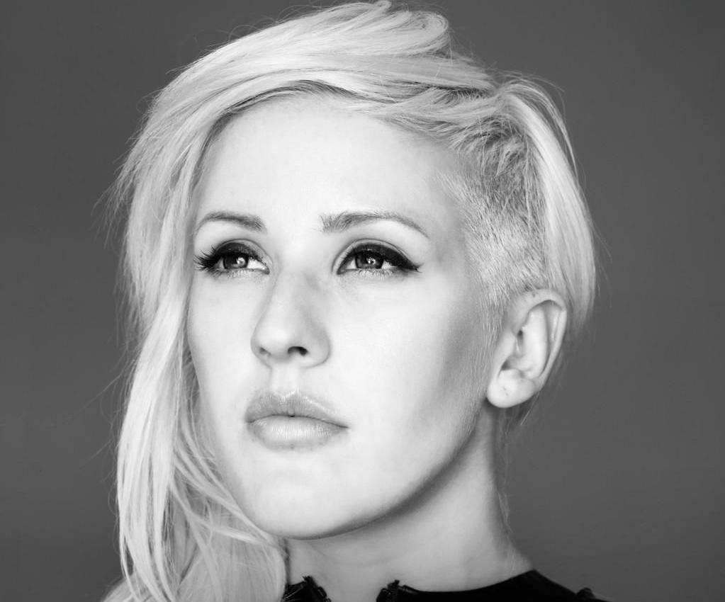 "Ellie Goulding on Burial: ""this sounds super weird, but he kind of looks over me."""