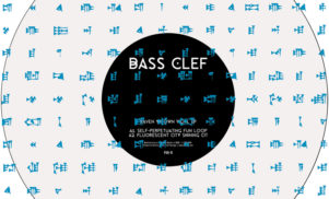 Stream Bass Clef's acidic new cut 'Self-Perpetuating Fun Loop'