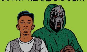Bishop Nehru and DOOM are now releasing an album, NehruvianDOOM