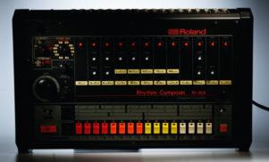 Hear 808 State's Graham Massey explore the history of the drum machine on BBC 6 Music