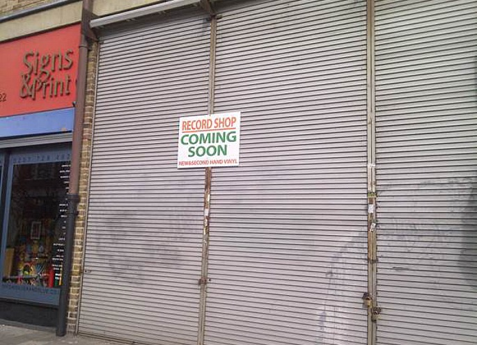 Another New Record Shop Love Vinyl To Open In London