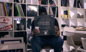 dj stingray - inside my record bag