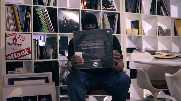 dj stingray - inside my record bag