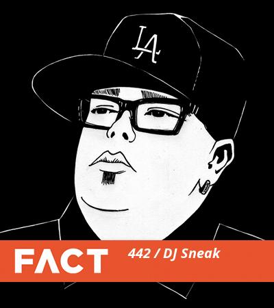 FACT mix DJ Sneak