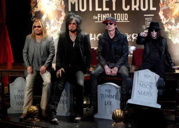 Mötley Crüe's Tommy Lee promises