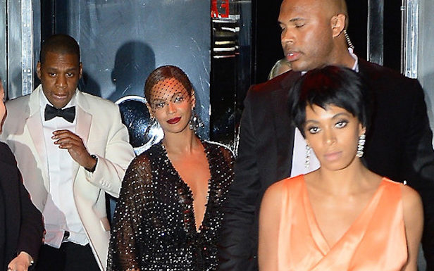 Solange Knowles allegedly attacks Jay Z at Met Gala after party
