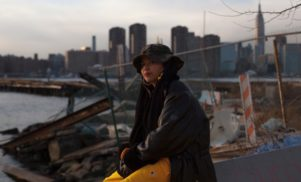 Brownstones and Yellow Memories: A tour of New York City with Eglo Records' soul queen Fatima