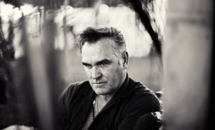 Unauthorised Morrissey biopic planned by producers of Control
